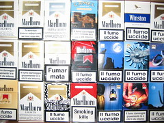A brick in the wall ... by Gianni Del Bufalo (CC BY-NC-SA) (bygdb - Gianni Del Bufalo (CC BY-NC-SA)) Tags: smoke smoking muerte tabac marlboro fumeur cigarettes kills fumar humo tobacco tabaco tabacco fumo sigarette fumare fume cigarrillos  tabako morti uccide fumado  tabacchi    tabagismo     manifatturatabacchi    cigaredoj