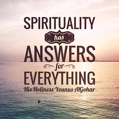 QuoteoftheDay 'Spirituality has answers for everything.' - His Holiness Younus AlGohar (bilalmemonmfi) Tags: sea reflection nature water quote belief health quotes believe zen reality mindfulness spirituality enlightenment consciousness ascension answer answers photooftheday picoftheday goodvibes holistic mindful realization spiritualawakening realtalk higherconsciousness bestoftheday younusalgohar
