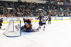 "Missouri Mavericks vs. Tulsa Oilers, March 5, 2017, Silverstein Eye Centers Arena, Independence, Missouri.  Photo: John Howe / Howe Creative Photography • <a style=""font-size:0.8em;"" href=""http://www.flickr.com/photos/134016632@N02/33158618572/"" target=""_blank"">View on Flickr</a>"