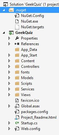 NuGet MSBuild directory