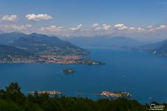 Lake Maggiore (Tiziano Photography) Tags: city trees houses sky panorama lake mountains alberi clouds montagne landscape lago nikon nuvole case cielo isle paesaggio citt d610 isole nikond610