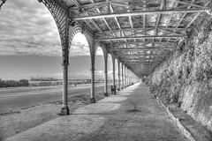 Victorian Elegance (ArtGordon1) Tags: blackandwhite coast blackwhite brighton columns coastal davegordon davidgordon artgordon1 daveartgordon daveagordon davidagordon