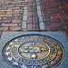 "Freedom Trail Medallion Massport • <a style=""font-size:0.8em;"" href=""http://www.flickr.com/photos/58221669@N02/14346300085/"" target=""_blank"">View on Flickr</a>"