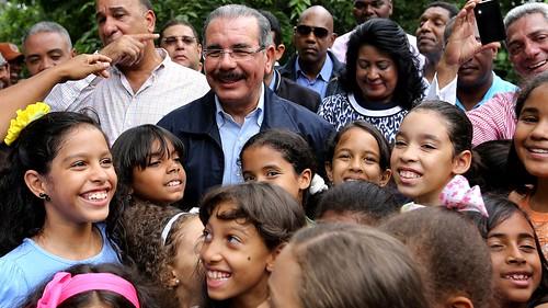 Presidente encabeza acto Día Mundial del Medio Ambiente en Los Humedales del Ozama