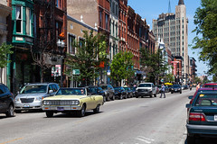 Bucktown (dustin forest halleck) Tags: travel summer urban chicago architecture america canon illinois spring midwest cities streetphotography american editorial local neighborhoods bucktown chicagoland chicagostyle 2014 travelphotography dustinhalleck