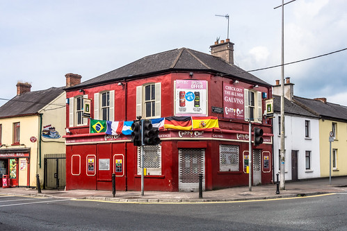 BLACKPOOL AREA OF CORK CITY [IRELAND] - CARRY OUT