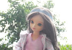 Yaëlle (Tales of Karen) Tags: ball asian 1 shiny doll version may fairy bjd abjd jointed bluefairy
