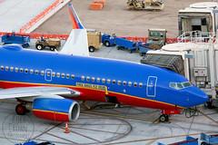 Southwest 737-700 N229WN (KoryC757) Tags: arizona phoenix boeing southwestairlines phx skyharbor b737 737700 n229wn phxspotters