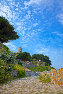 Guernsey Scenery - HDR