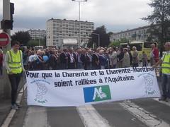 MON AQUITAINE A MOI (marsupilami92) Tags: france frankreich angoulême 16 charente manifestation sudouest aquitaine poitoucharentes