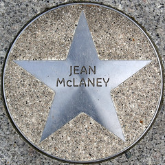 Jean McLaney (chrisinplymouth) Tags: uk england metal circle star pavement plymouth devon round marker squaredcircle squircle royalparade trp pentagonal theatreroyalplymouth cw69x chrisinplymouth