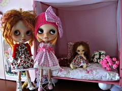 Margot,Sabrina y Maddy