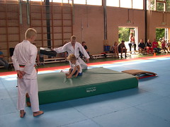 "zomerspelen 2013 karate clinic • <a style=""font-size:0.8em;"" href=""http://www.flickr.com/photos/125345099@N08/14427404983/"" target=""_blank"">View on Flickr</a>"