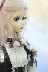 Ca l'Arns '14 (Kyane) Tags: woods doll mohair bjd peaks goldie mueca peakswoods