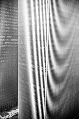 Office View (Ryan M Long Photography) Tags: new leica york nyc white ny black classic film 35mm photography do kodak tmax f14 voigtlander rangefinder center it 150 midtown 400 rockefeller rodinal yourself m6