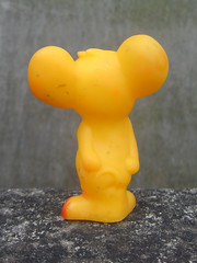 Jerry Mouse (The Moog Image Dump) Tags: vintage joseph toy mouse hanna jerry cartoon william squeaker barbera squeaky combex