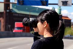 Photographer (josephzohn | flickr) Tags: girls people closeup fotograf photographer fotografering mnniskor