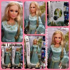 """มาเพิ่ม 12 นาง พลาดไม่ได้ Jakks Pacific #Maleflicent หนังเรื่อง เมเลฟฟิเซ้นต์  """"Beloved Aurora"""" บีเลิฟ #ออโรร่า เจ้าหญิง นิทรา  ชนโรง  ออโรร่า Sleeping Beauty จาก Maleleficent  นางเอก ชุดฟ้า แสนสวยสง่างาม  พร้อมส่ง  พิเศษ 1,790-. +80-.EMS"""