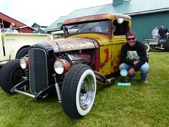 Billetproof Best truck 2014 (bballchico) Tags: truck eric award pickup hotrod trophy hemi billetproof 2014 awardwinner besttruck 75headers