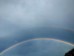Doble arco iris (Esa Alberto Canto Novelo) Tags: arcoiris rainbow doublerainbow doblearcoiris