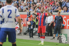 """Vorbereitungsspiel MSV Duisburg vs. FC Bayern Muenchen • <a style=""""font-size:0.8em;"""" href=""""http://www.flickr.com/photos/64442770@N03/14528612318/"""" target=""""_blank"""">View on Flickr</a>"""