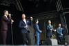 The Overtones at Westport Festival 2014