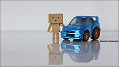 SUBARU (WovenTam) Tags: toys tomy danbo choroq danboard tomytakara minidanboard