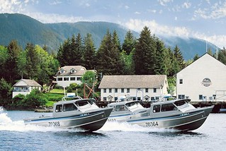 Alaska Fishing Resort 2