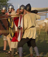 Gimli Javelin 2014 (senshisuki) Tags: fighter warrior vikings gimli javelin vinland icelandicfestival islendingadagurinn odinsravens sonsoflugh njall vikingsvinland kjari
