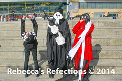 2013 11 04_5206.jpg (Poetry in Motion) Tags: boy white man black anime male japan japanese death photo kid shoot mask cosplay grim reaper lord soul convention con weapons grimreaper eater asymetric meister souleater youmacon 2013 youma deaththekid lorddeath weaponsmeister