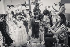 KG3 Graduation 10 (Hani*) Tags: b party bw kids canon children blackwhite child play wide graduation wideangle teacher 5d 24mm 2014 mark2 kg3 5dmarkii haniabsi
