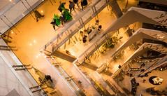 Myer Melbourne CBD (dlerps) Tags: city urban mall lights sony sigma australia melbourne departmentstore shops stores levels myer lerps sonyalphadslr sigma1850mmf28exdcmacro sonyalphaa77v daniellerps