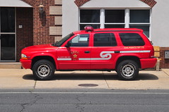Five Points Fire Company No. 1 Command 17 (Triborough) Tags: de chief firetruck dodge fireengine delaware wilmington durango newcastlecounty fpfc chiefscar fivepointsfirecompany fivepointsfirecompanyno1 command17