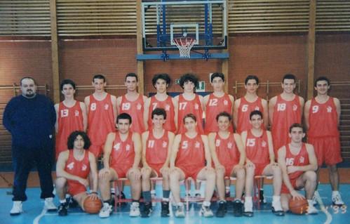 Collegno Basket 98-99