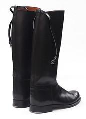 BOTTES WESTON 43 rf. 144 (karlofficier) Tags: leather boots police leder weston bottes cuir stiefel gendarmerie stivali francese gendarmeria