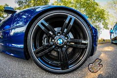 BMW 320d ///M (nitrox628) Tags: sardegna blue car m bmw tuning audio 320d