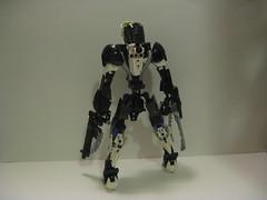 Stormer Revamp (ExclusivelyPlastic) Tags: robot factory lego hero bionicle mecha mech