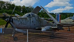 Breguet 1050 Alizé in Savigny-les-Beaune (J.Comstedt) Tags: aviation aircraft museum musee chateau savigny les beaune france air johnny comstedt
