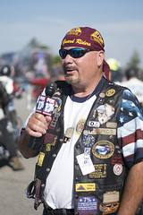 """Stephen Siller Tunnel to Towers Foundation mobile exhibit Memorial Escort • <a style=""""font-size:0.8em;"""" href=""""http://www.flickr.com/photos/55149102@N08/15080376098/"""" target=""""_blank"""">View on Flickr</a>"""