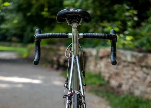 Seth's Road Bike