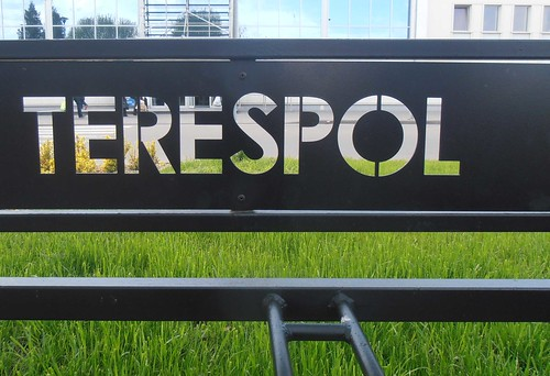 Terespol (Navi-Gator) Tags: green grass word one terespol