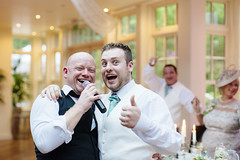 Mitton Hall Wedding for  Mr & Mrs Desrochers