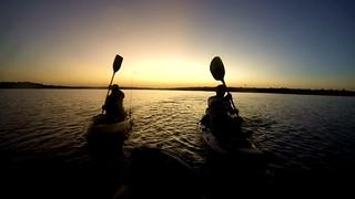 Caiaque - Remada Ilha do Cacau