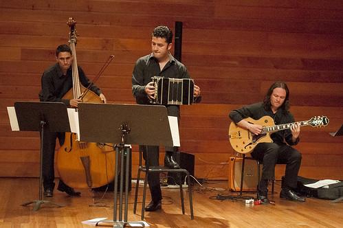 Concierto Ce Suárez Paz y Quinteto Leopoldo Federico