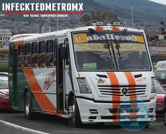 Ayco Zafiro Sport G3 1040 AVM Caballeros (infecktedbusgarage) Tags: bus sport camion mercedesbenz urbano g3 autobus 1040 caballeros ayco avm estadodemexico zafiro ecatepec urbanbus edodemex autobusesdelvalledemxico