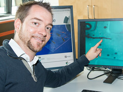 #MITinnovadores35 Samuel Snchez, Innovador menor de 35 aos Espaa 2014 (MIT Technology Review en espaol) Tags: mit competicion desarrollo negocios emprendedor innovacion tr35 innovador