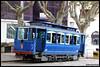 Tramvia Blau nº7 (Xavi BF) Tags: barcelona blue heritage trolley 7 tram historic xavier tramway strassenbahn tranvia tmb villamos трамвай tramvia bayod tramviablau farré električka strasenbahn canoneos60d efs18135mmf3556isstm xavierbayod xavierbayodfarré