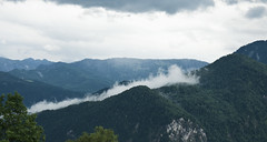 Rossfeld Panoramastrasse (Bear Clause) Tags: road trip travel sky mountain holiday car clouds river germany drive nikon europe meadows hills valley views fields d90 panoramastrasse rossfeld