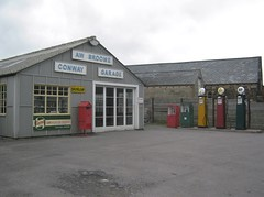 Jun-15 Conway Garage, Black Country Museum (Cheltonian1966) Tags: black museum conway garage country
