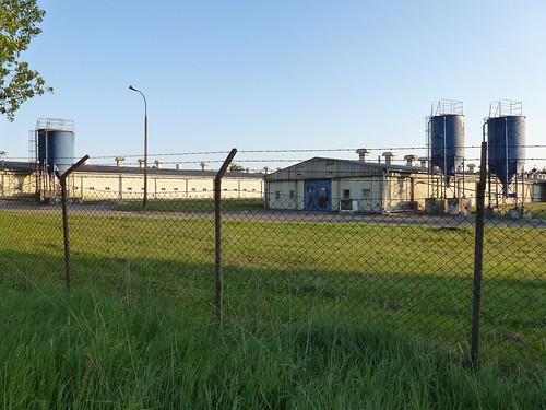 Dawny PGR w Dobrzyńcu